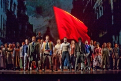Les Misérables (Theatre Under the Stars)